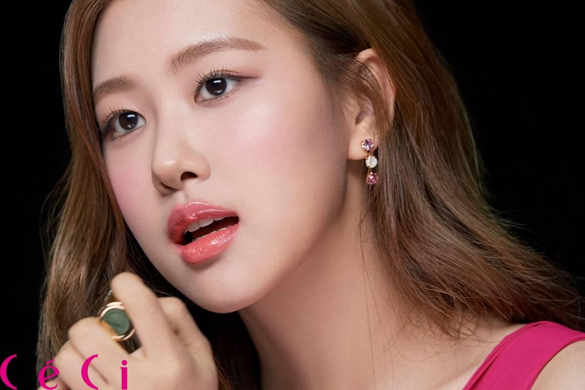 Blackpink Rose Ceci Korea Magazine 2018