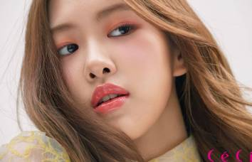 Blackpink Rose Ceci Korea Magazine 2018