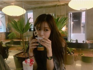Blackpink Rose CH+ Profile Picture