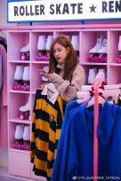 Blackpink Rose weibo 2018