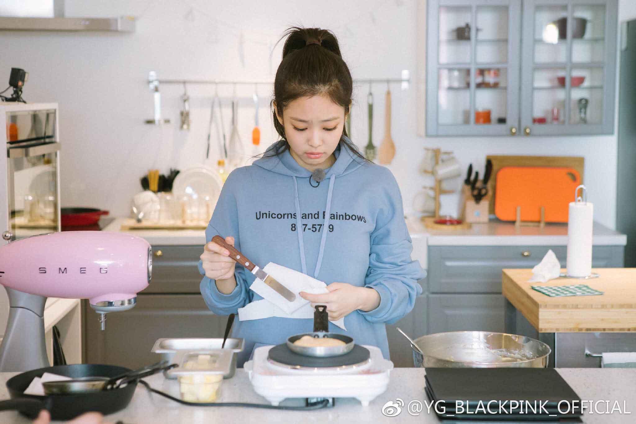 BLACKPINK Jennie photo 2018 Weibo