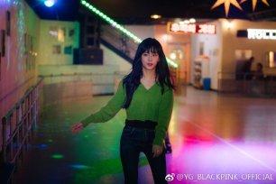 Blackpink Jisoo weibo 2018