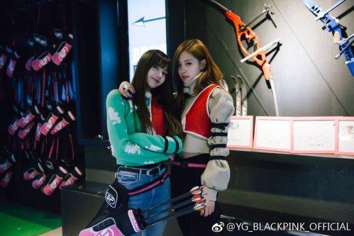 Blackpink Lisa Rose Weibo 2018