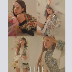 Blackpink Magazine Photoshoot Elle Korea April 2018