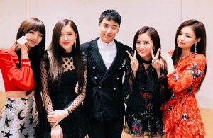Blackpink Seungri Jeju Shinhwa World