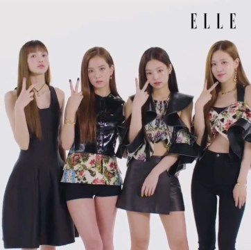Blackpink-Elle-Louis-Vuitton video 2