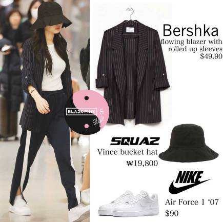 Blackpink-Jennie-Airport-Fashion-5-April-2018-Incheon