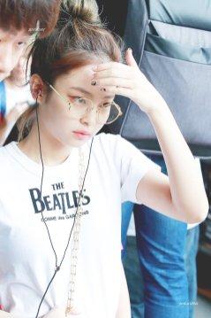 Blackpink Jennie Airport Fashion 7 August 2018