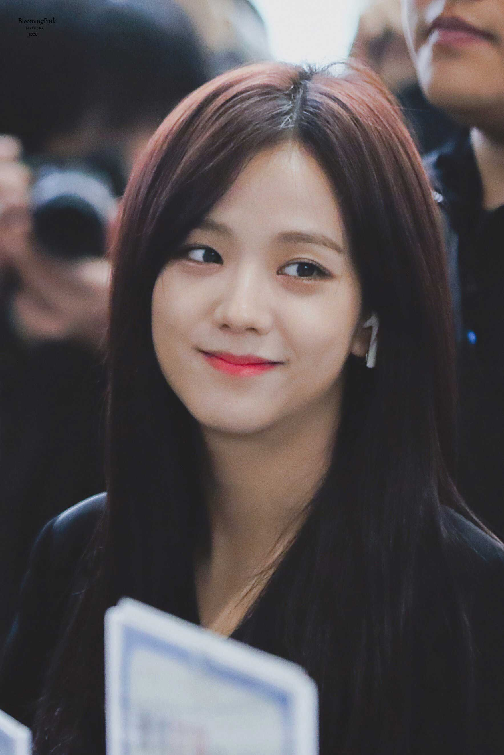 Blackpink Jisoo Airport Fashion 27 March 2018