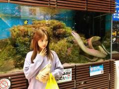 Blackpink-Jisoo-Instagram-Photo-2018-Big-Aquarium