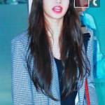 Blackpink Lisa Airport Fashion 22 April 2018