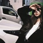 Blackpink Lisa Instagram Photo 2018 Black Outfit