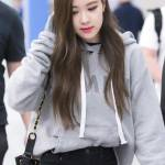 Blackpink Rose Airport Fashion 5 April 2018 Incheon