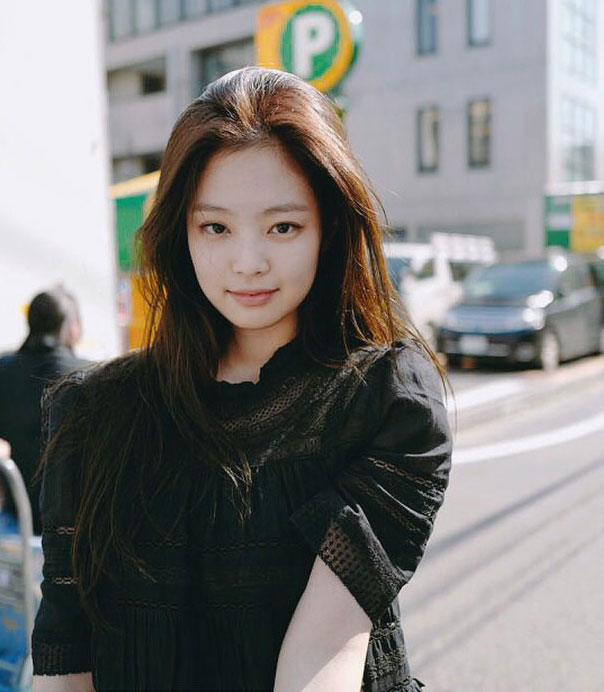 Blackpink Jennie Instagram Photo 2018