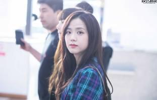 Blackpink Jisoo Airport Fashion 20 April 2018