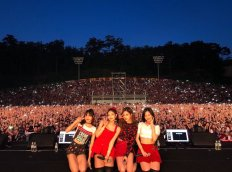 blackpink Korea university festival ipselenti 2018 photo
