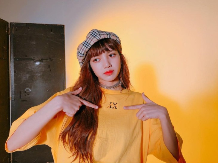 Blackpink-Lisa-Instagram-Photo-Nicola-Magazine-photoshoot