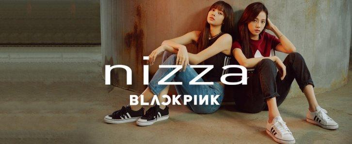 Blackpink Lisa Jisoo Lisoo Adidas