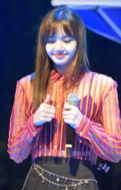 BLACKPINK Lisa Myongji University Festival May 16, 2018