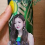 BLACKPINK Rose Sprite Coke Play App Photo
