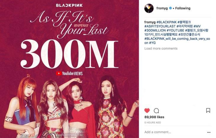 YG-Instagram-AIIYL-300-million-views-2