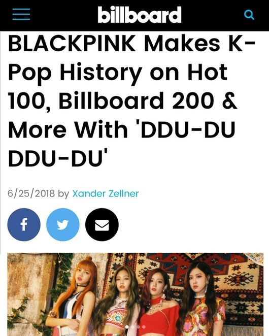 English Translation of BLACKPINK Exclusive Interview by OSEN, June 29