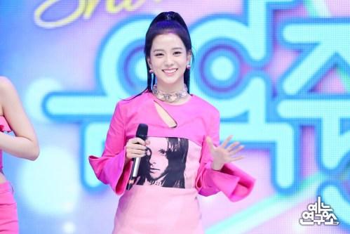 BLACKPINK Jisoo MBC Music Core 23 June 2018 photo HQ 6
