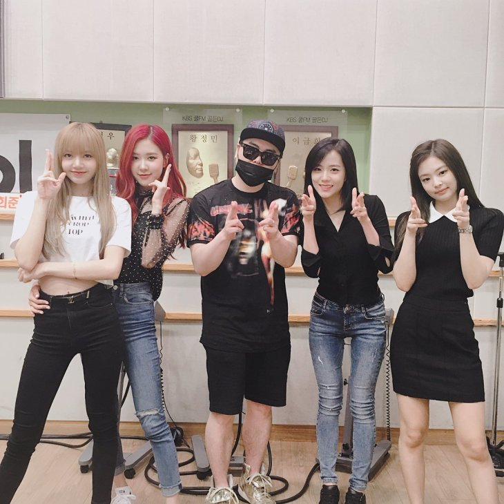 BLACKPINK KBS Cool FM Moon Heejun Music Show 2