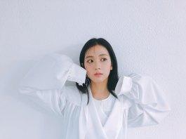 BLACKPINk Jisoo High Cut Magazine behind the scenes