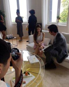 Blackpink Jennie Chanel France Event Cosmopolitan Korea Instagram 5