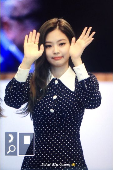BLACKPINK Jennie KBS Cool FM Volume Up Photo 11