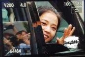 BLACKPINK Jisoo Car Photos Leaving Inkigayo 17 June 2018 photo 10