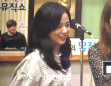 BLACKPINK Jisoo KBS Cool FM Volume Up Photo 10
