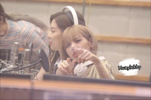 BLACKPINK Lisa KBS Cool FM Volume Up Photo 12