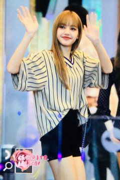 BLACKPINK Lisa KBS Cool FM Volume Up Photo 16