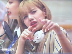 BLACKPINK Lisa KBS Cool FM Volume Up Photo 8
