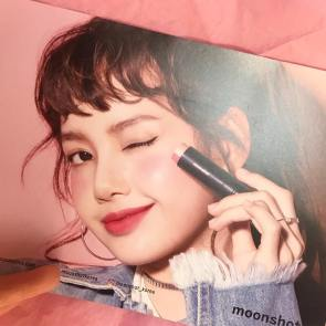 BLACKPINK Lisa Moonshot 2018 photo