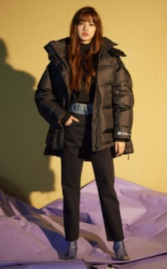 BLACKPINK Lisa NONAGON - FW 2018 MODXXXXXX lookbook photo 6