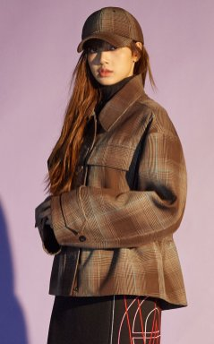 BLACKPINK Lisa NONAGON - FW 2018 MODXXXXXX lookbook photo 7