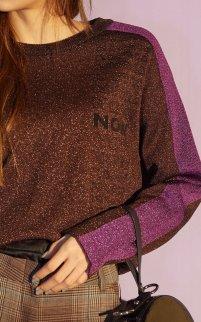 BLACKPINK Lisa NONAGON - FW 2018 MODXXXXXX lookbook photo 8