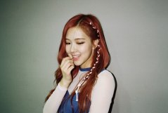 BLACKPINK Rose Instagram photo roses are rosie smile cute