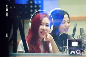 BLACKPINK Rose KBS Cool FM Volume Up Photo 31