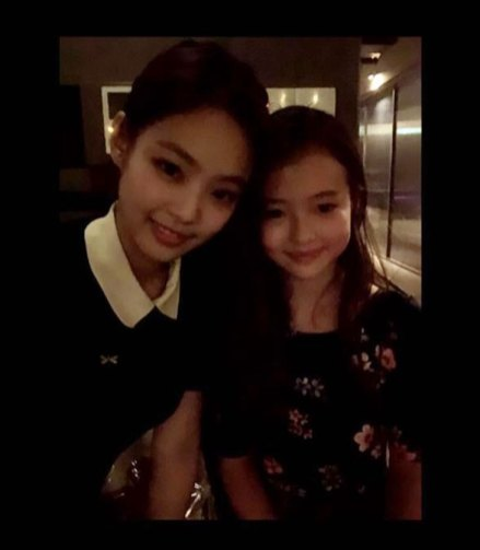 BLACKPINK Jennie Shares New Photo with Child Model, Ella Gross