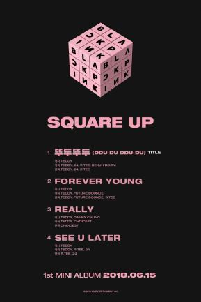 How to Buy Blackpink Official Album Square Up 2