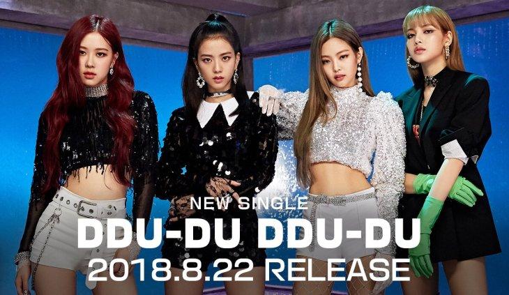 Blackpink To Release Ddu Du Ddu Du Japanese Version August 22 2018