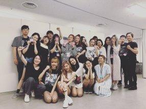 BLACKPINK Japan Arena Tour 2018 Osaka Day 2 Photo crew 4