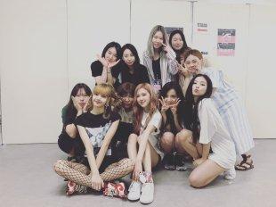 BLACKPINK Japan Arena Tour 2018 Osaka Day 2 Photo crew 5
