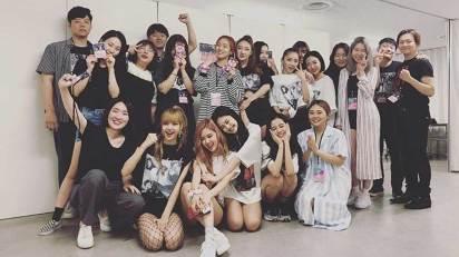 BLACKPINK Japan Arena Tour 2018 Osaka Day 2 Photo crew