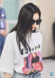BLACKPINK Jennie Airport Photo 26 July 2018 Gimpo 16