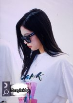 BLACKPINK Jennie Airport Photo 26 July 2018 Gimpo 17